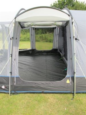 Sewn-In Groundsheet Tents