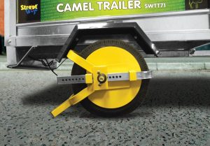 Wheelclamps